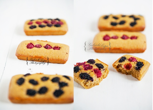 wild berries cookies