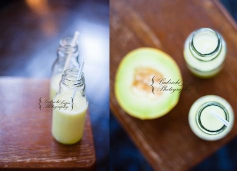 honeydew melon smoothie