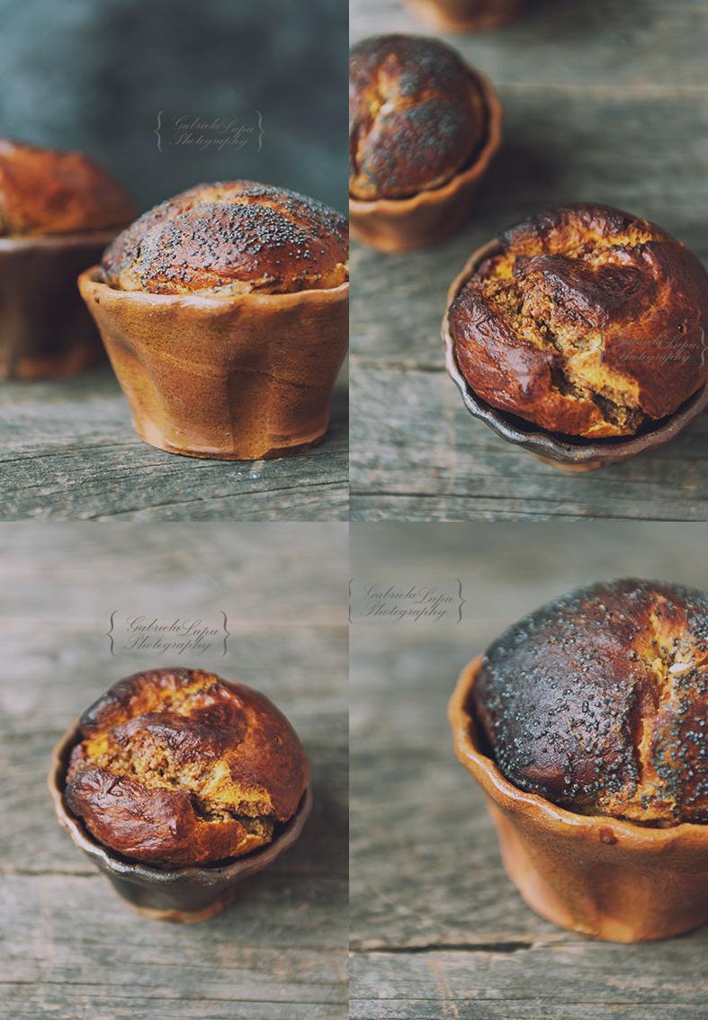 poppy seeds bread