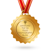 Top 50 Food Photography Blogs